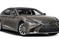 2021 Lexus LS Redesign