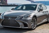 2021 Lexus LS Spy Photos