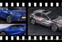 2021 Lexus UX 300e Release date