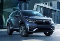 2022 Honda CRV Powertrain