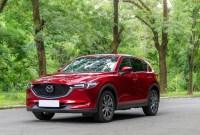 2022 Mazda CX5 Spy Shots