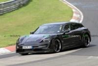 2022 Porsche Taycan Cross Turismo Images