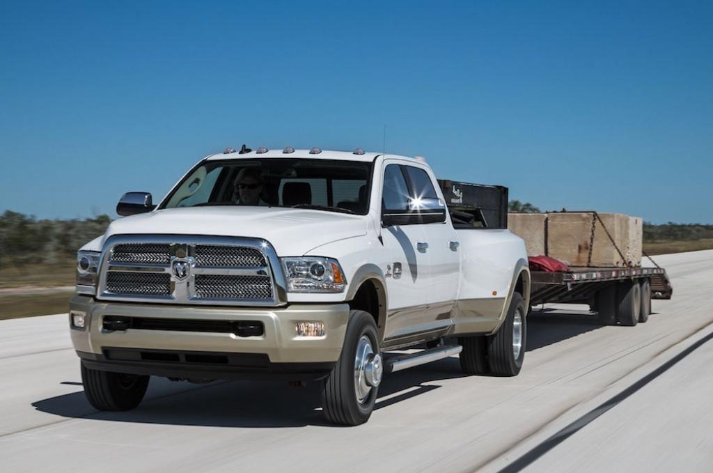 2022 Dodge Ram 2500 Spy Shots
