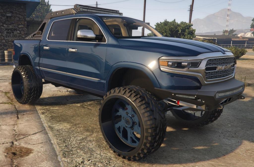 2022 Dodge Ram Lineup Price