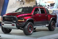 2022 Dodge Ram Rebel TRX Exterior