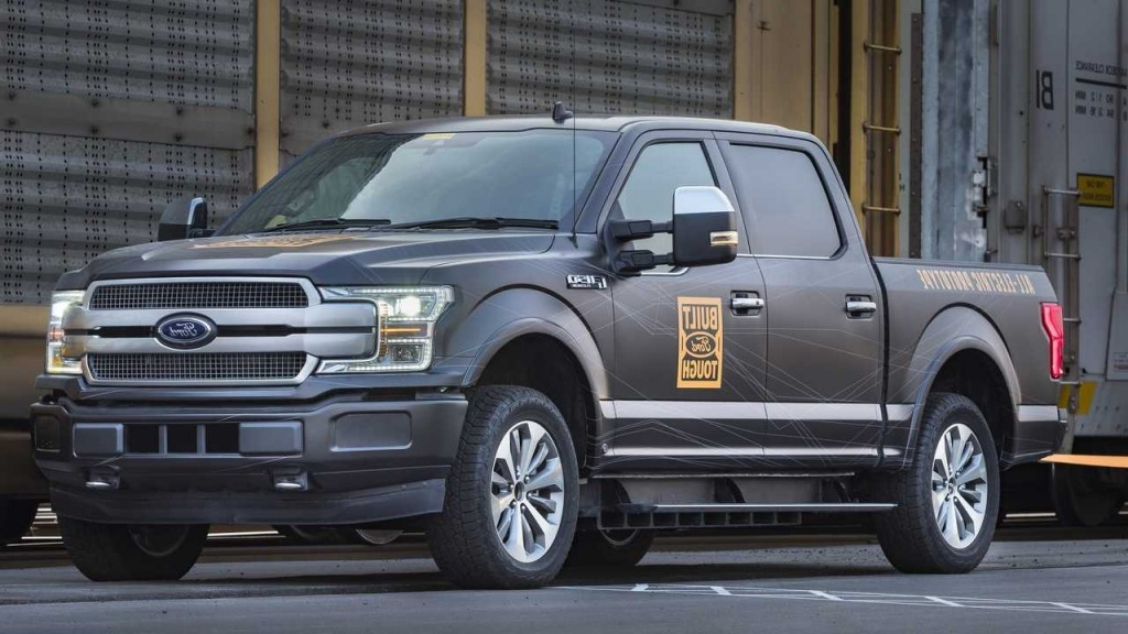 Ford F 150 2022 Exterior