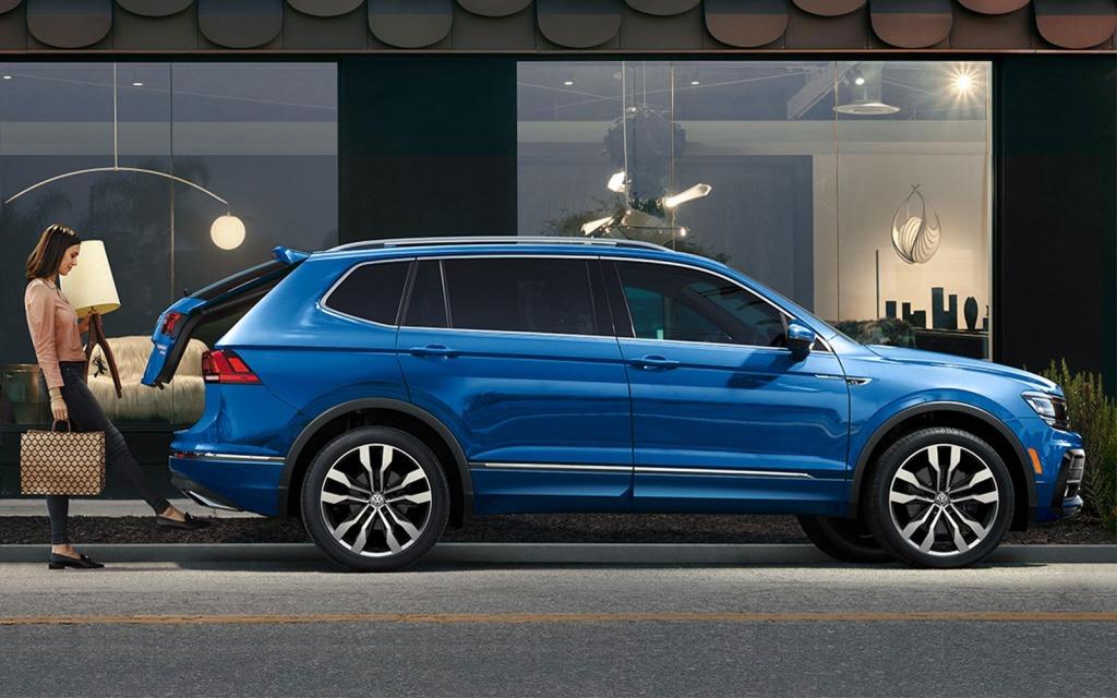 2023 VW Tiguan Exterior