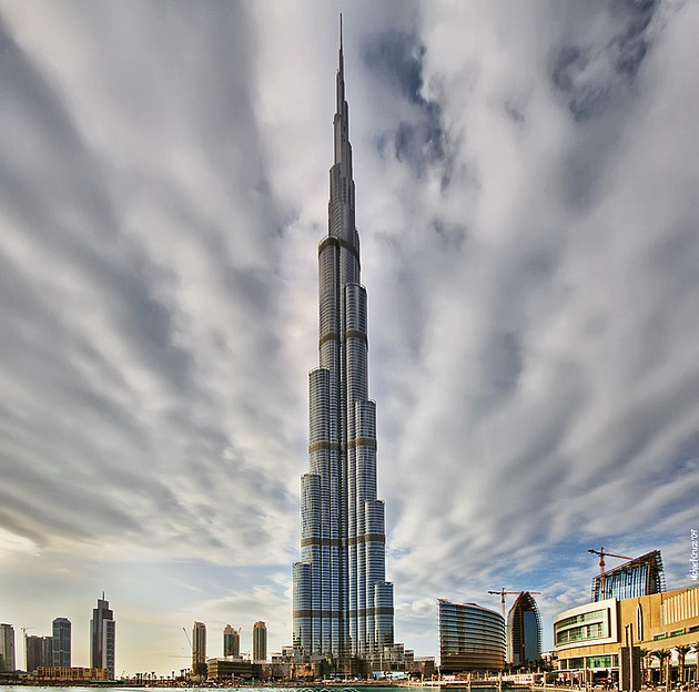 Yes, if I were born in 70s, Burj Khalifa's design would have been much classier.