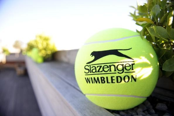 Wimbledon running out of balls with 50 being pilfered a day by spectators