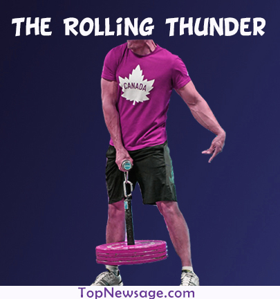 The Rolling Thunder exercise for arm wrestling