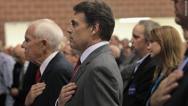 Perry 20% tax plan