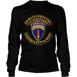 Berlin Brigade US Army Europe United States Army LongSleeve
