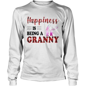 Happiness Is Being A Granny Caro TShirt LongSleeve