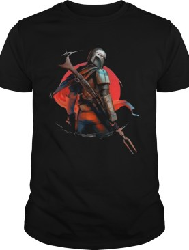 Star Wars The Mandalorian IG11 Battle Ready For shirt