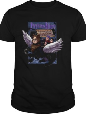 Prison Mike and the escape from Azkaban shirt