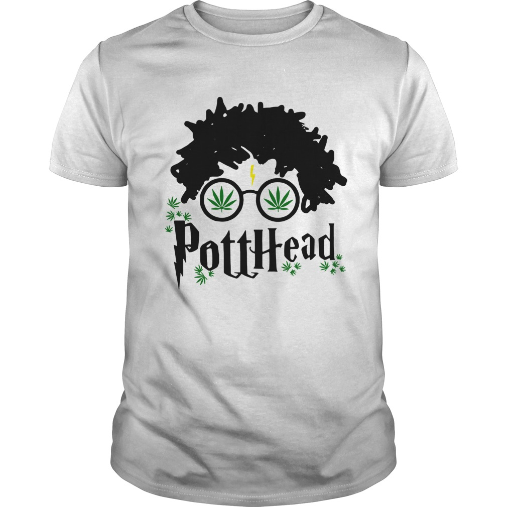 Harry Potter Potthead Weed Cannabis