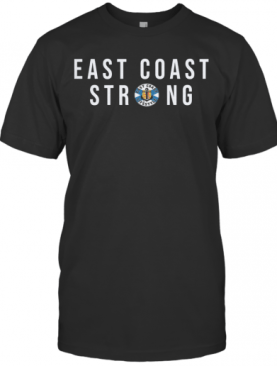 East Coast Lifestyle Strong Logo T-Shirt