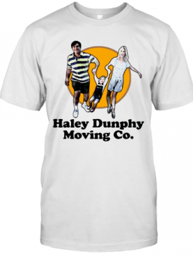 Tv Show Haley Dunphy Moving Co T-Shirt