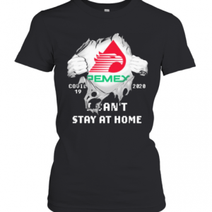 Blood Inside Me Pemex Covid 19 2020 I Can'T Stay At Home T-Shirt Classic Women's T-shirt