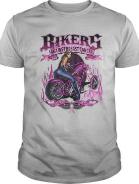 Bikers against breats cancer fight for a cure hope matters shirt