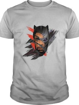 Black panther chadwick rest in peace art shirt