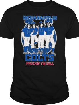 Indianapolis Colts Dressed To Kill shirt