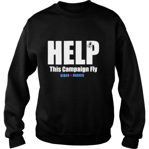 Vice President Debate Fly Campaign shirt