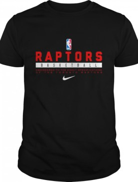 Toronto Raptors Basketball engineering to the exact specifications of the Toronto Raptors shirt