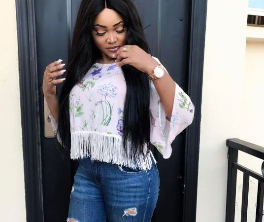 Mercy Aigbe Finally Forgives & Reconciles With Her Husband, Returns To His House