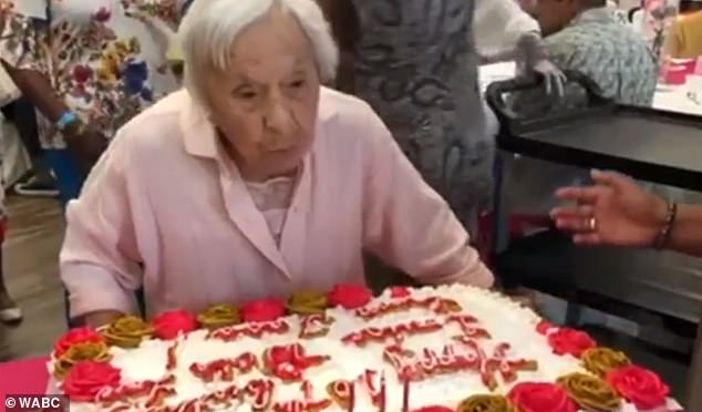 107-Year-Old Woman Reveals The Secret To Her Long-Life And Its Quite Fascinating