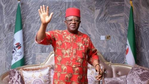 IPOB: Igbo Governors Fooling Themselves, Governor Umahi Wants To Be Tinubu's Presidential Running Mate In 2023