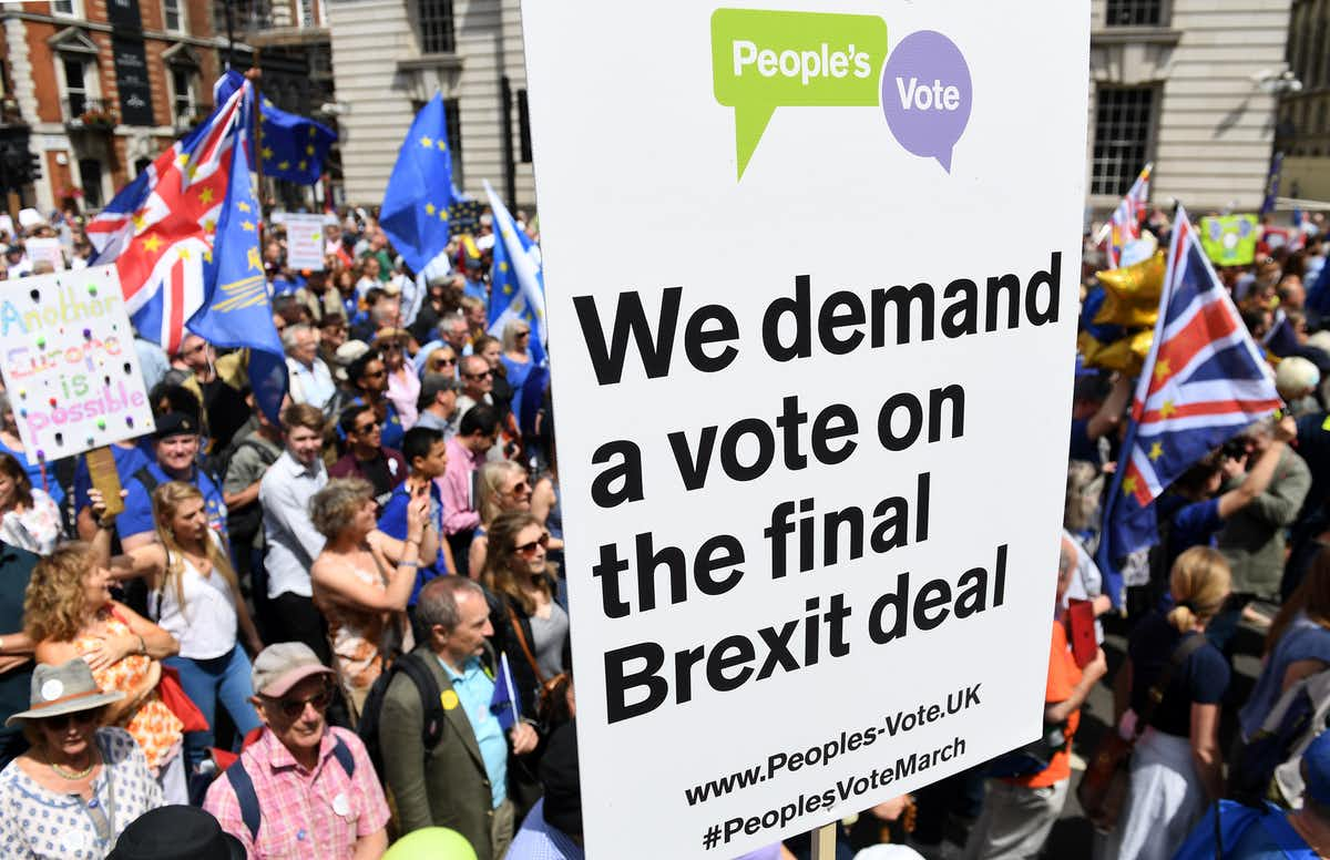 No-deal Brexit would be a 'catastrophe' for travelers, experts warn