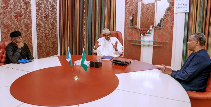 Xenophobic attack: Buhari's special envoy arrives South Africa