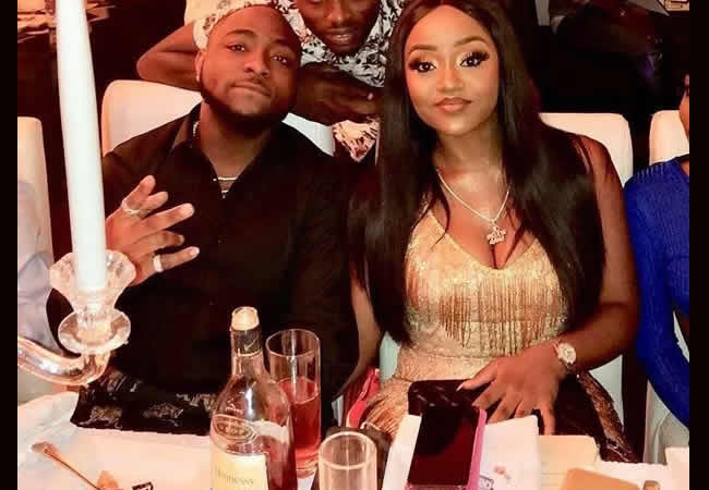 Davido speaks on wedding plans with Chioma