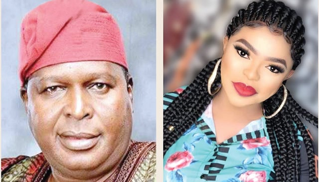 With Runsewe's barking, can he bite Bobrisky?