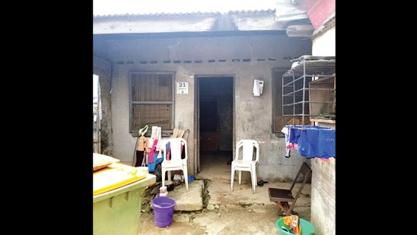 Tenant's decomposing body found in Lagos apartment