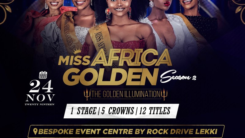 Miss Africa Golden and Africa Golden Awards 2019: Everything You Need To Know