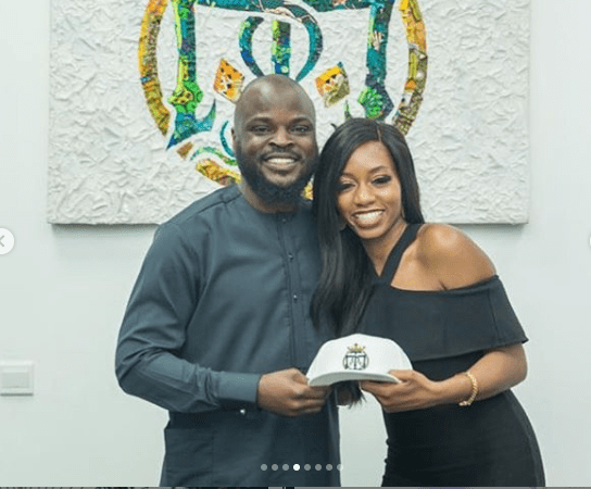 BBNaija 2019 Star, Khafi Continues Winning Streak As She Signs Yet Another Deal With Temple Company