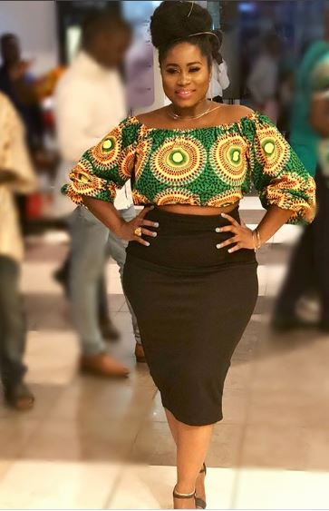 Everything You Should Know About Curvy Actress, Lydia Forson