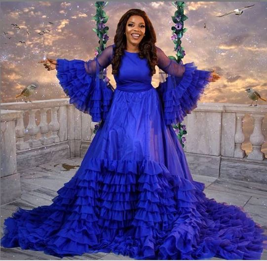 10 Things You Didn't Know About The Veteran Actress, Empress Njamah As She Turns 40