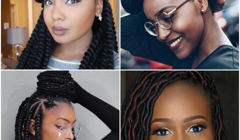 7 Protective Hairstyles That Would Help Keep Your Hair In Good Shape During Harmattan