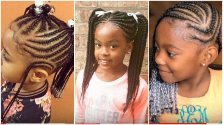 15 Cute Braided Hairstyles Bound To Make Your Daughter Look Beautiful This December