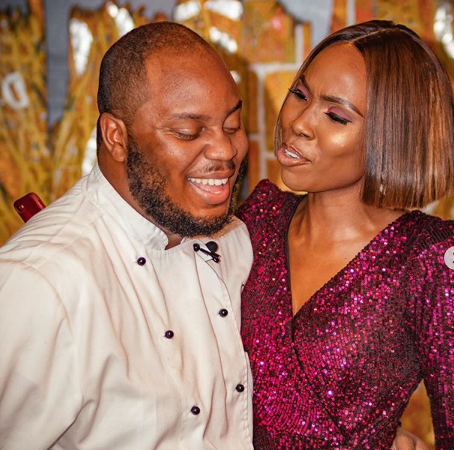 Actress, Lala Akindoju Showers Hubby, Chef Fregz With The Sweetest Words As He Marks Birthday