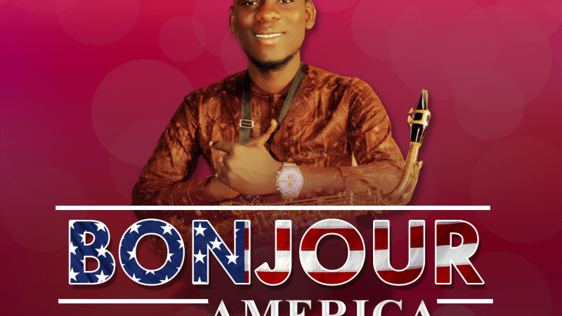 "DOWNLOAD NOW » ""Segun Hornz – Bonjour America"" Full Album Is Out"