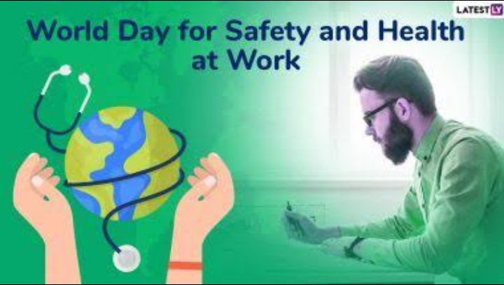 World Day for Safety and Health at Work 2020 – Stop the pandemic: Safety and health at work can save lives