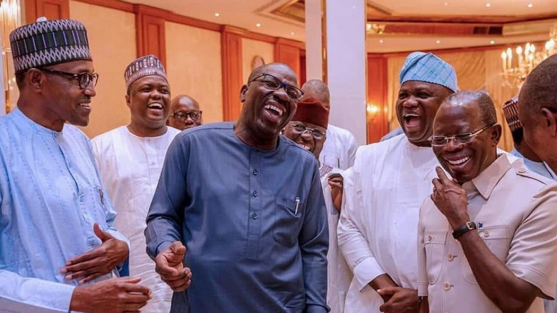 How Oshiomhole almost killed Obaseki's governorship bid with a certificate scandal