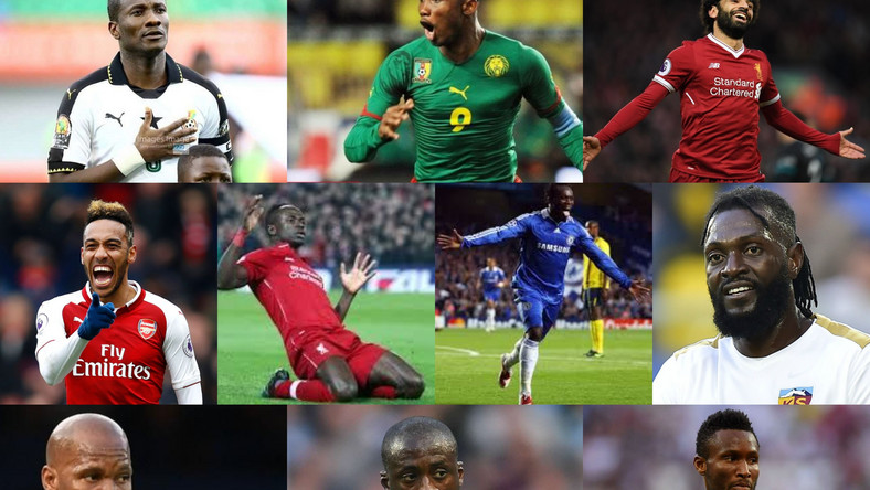 Top 10 richest African footballers in 2020
