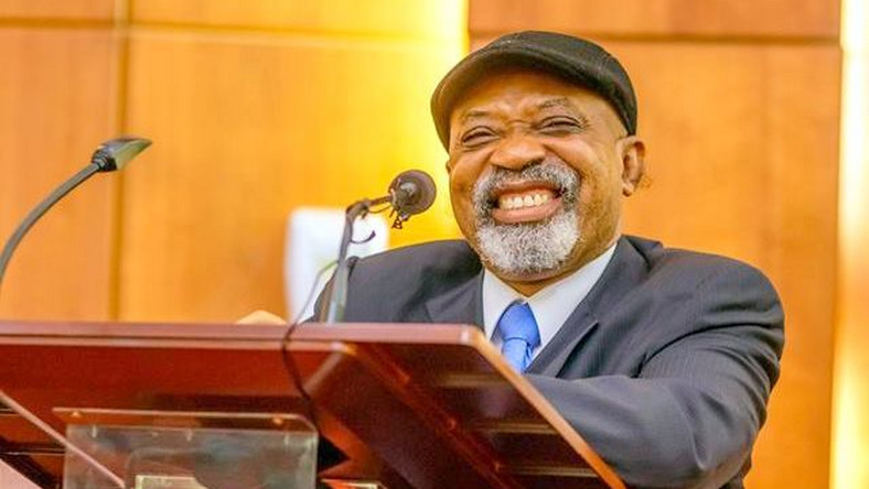 Labour Minister Ngige yabs Hon Faleke: 'I live in VI, you live in Mushin'