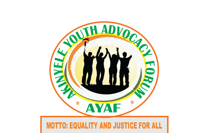 Akinyele Youth Advocacy Forum Condemn consistent killings in Akinyele local Government