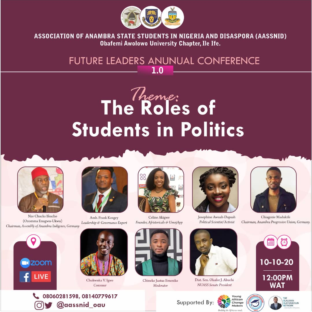 Aassnid Organises Maiden Future Leaders Annual Conference